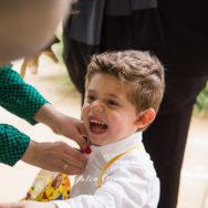 Bernardo faz 3 anos com os Minions