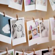 17 ideias para decorar festa de primeiro ano com fotografias