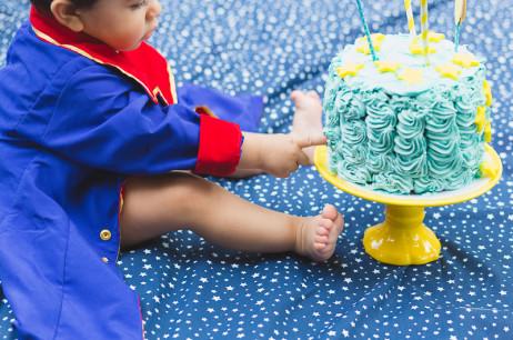 Baby {Smash the Cake}